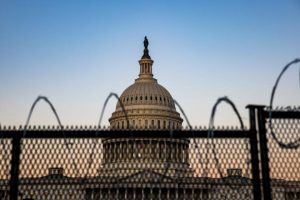 A Capitol Police officer was suspended after a Hill staffer spotted a printout of anti-Semitic Protocols of the Elders of Zion at a checkpoint