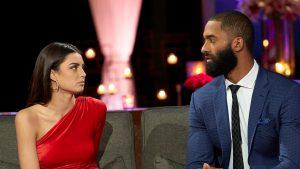 'Bachelor' star Matt James reveals he broke up with winner Rachael Kirkconnell after race controversy