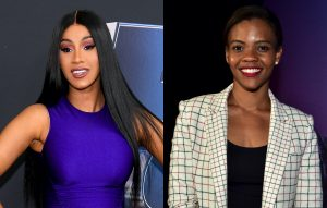 Cardi B fires back against conservative pundit Candace Owens' attacks on 'WAP'