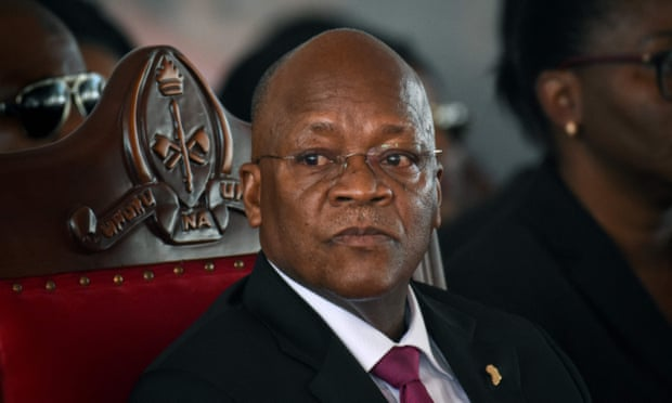 Tanzania's Covid-denying president, John Magufuli, dies aged 61