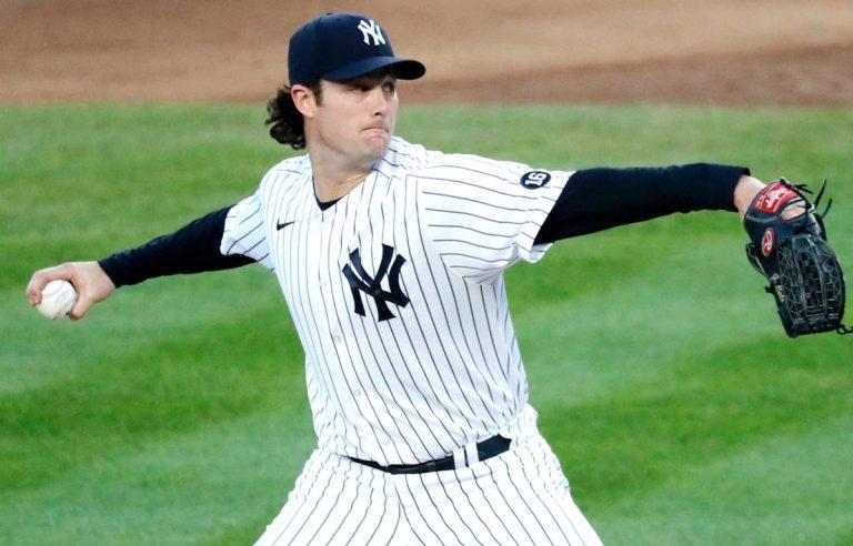 Yankees' Gerrit Cole stymies Orioles in 13-K, seven-inning gem