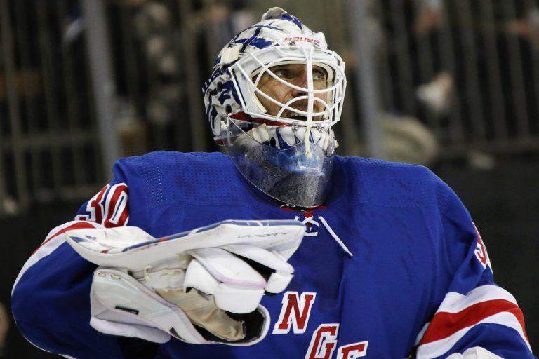Ex-Rangers goalie Henrik Lundqvist talks about heart surgery