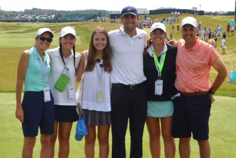 Scottie Scheffler has shot to be first New Jersey-born golfer to win Masters