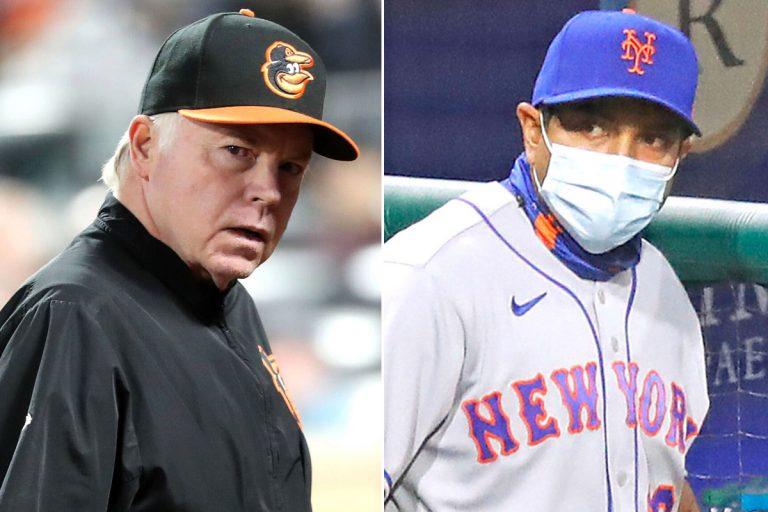 Mets' Luis Rojas needs to learn the Buck Showalter rule