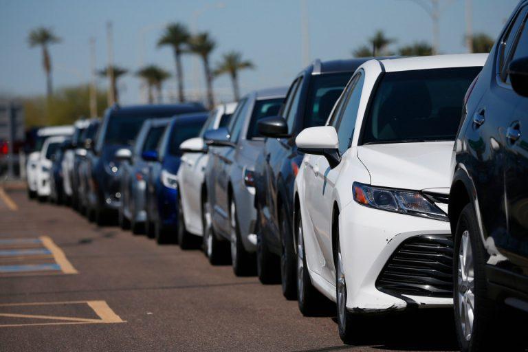 Spring breakers face rental-car shortage