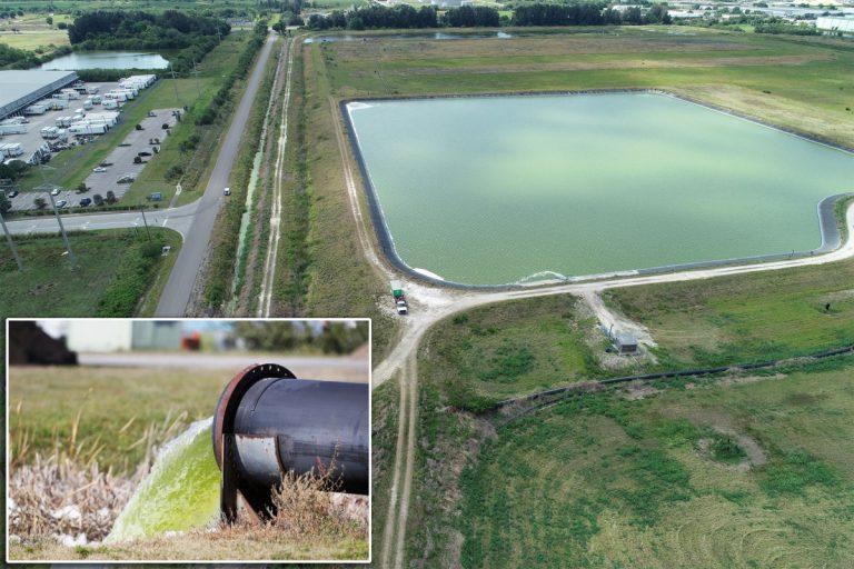 Evacuation lifted following emergency at Florida sewage plant