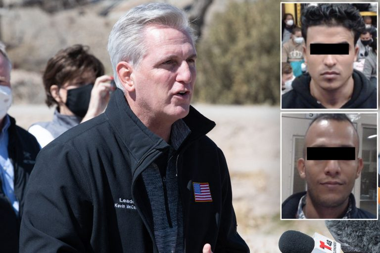 Rep. McCarthy requests briefing on terror suspects who crossed border