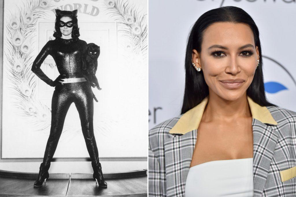 Naya Rivera to play Catwoman in upcoming 'Batman' movie