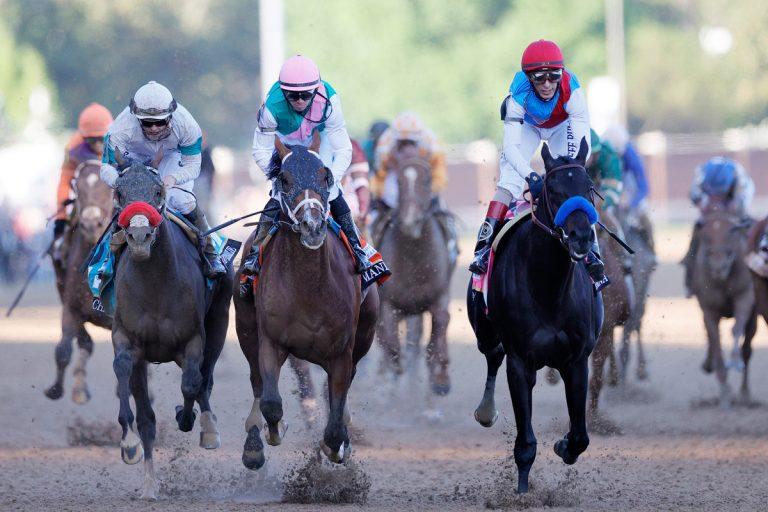 Medina Spirit wins 2021 Kentucky Derby, Baffert breaks record