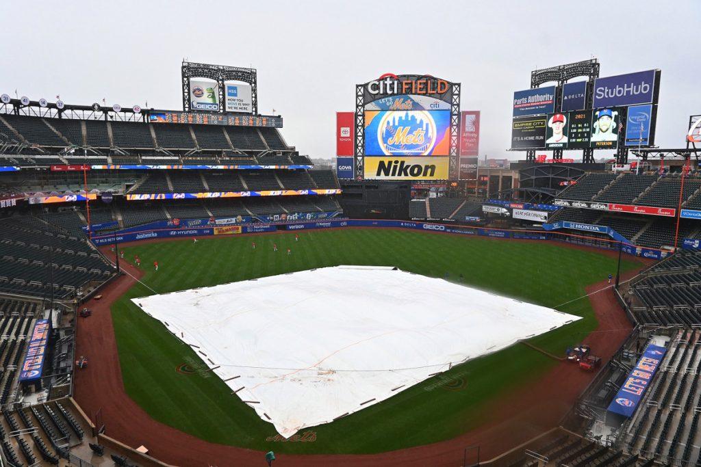Mets-Rockies game postponed, doubleheader scheduled