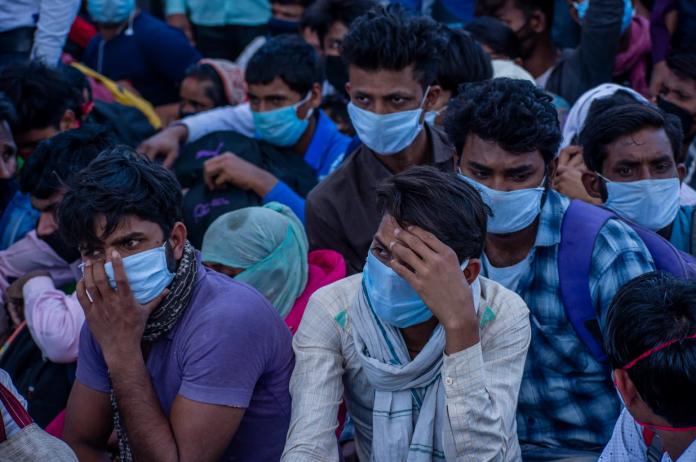 India passes 20 million COVID-19 cases