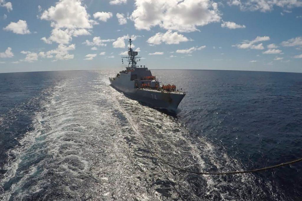 Iran sends ships to Atlantic Ocean rumored to go to Venezuela