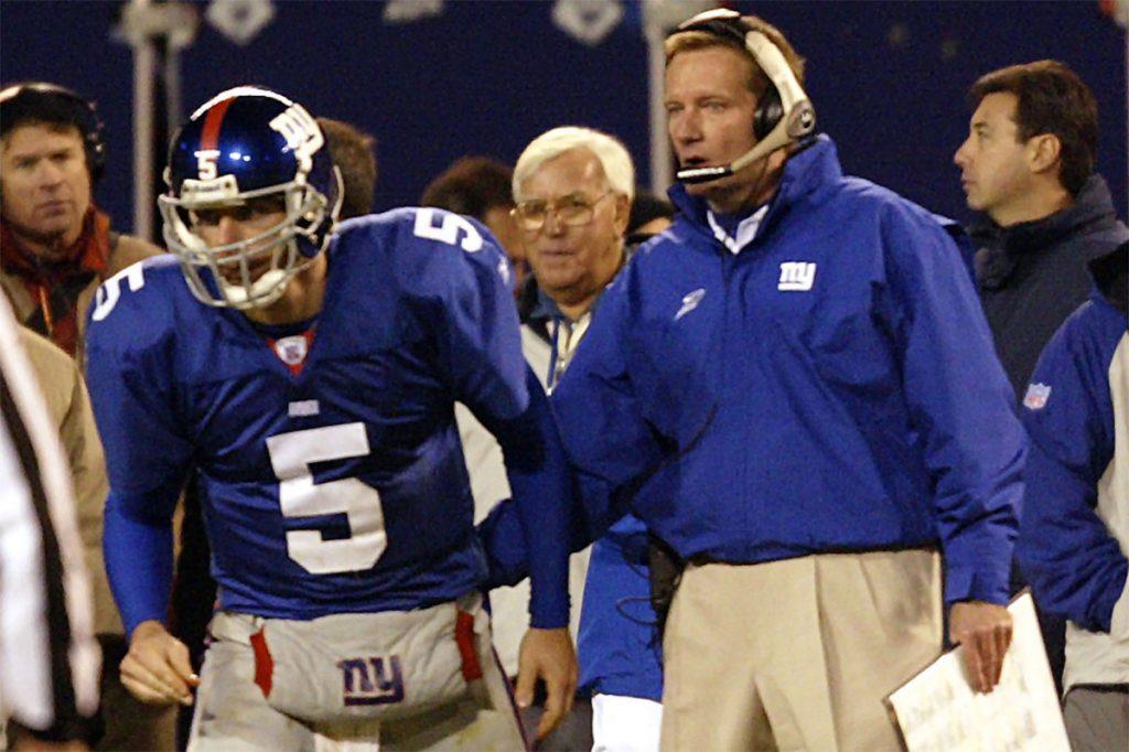 Kerry Collins' fond memories of ex-Giants coach Jim Fassel