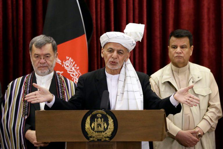 Afghan president to visit Biden, talk US troop withdrawal