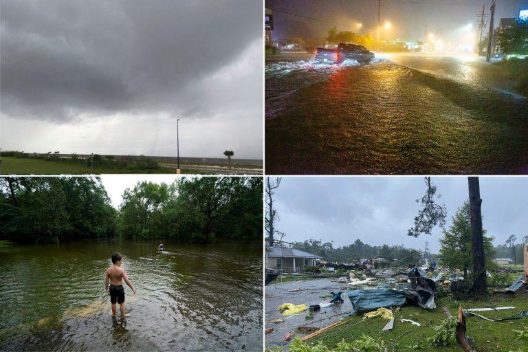 Claudette regains tropical storm intensity after multiple deaths