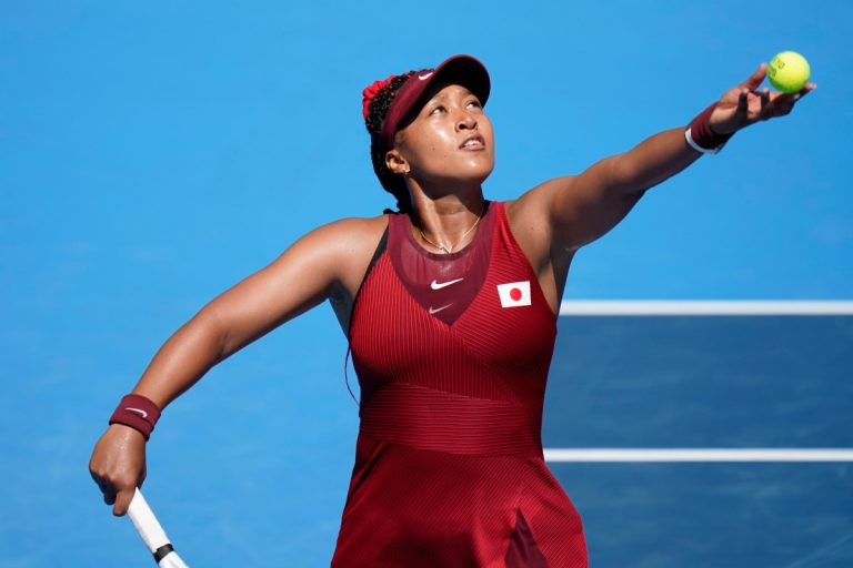 Naomi Osaka breaks media silence after first-round Olympic victory