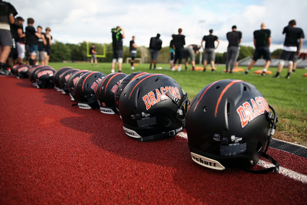 Maine high school cancels football season after hazing incident involving sex toy